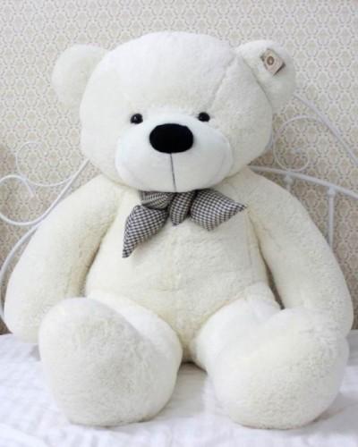 Большой плюшевый медведь купить в Киеве и Украине - Белый цвет