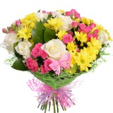 Цветы, букеты
