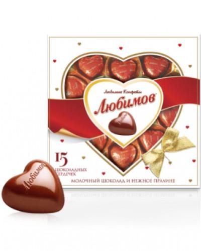 """Конфеты """"Любимов"""" (15 конфет)"""